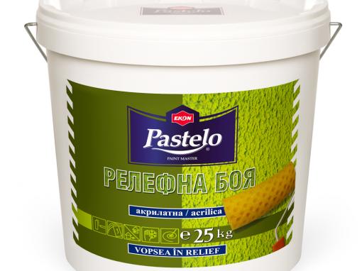 PASTELO Relief paint
