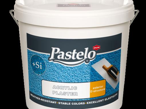 Pastelo Полимерна мазилка със силикон