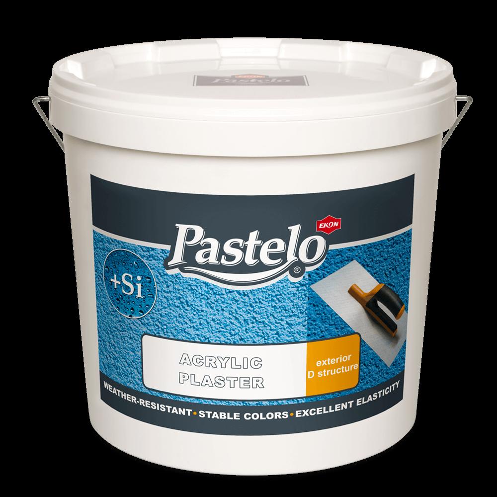 Pastelo_Plaster