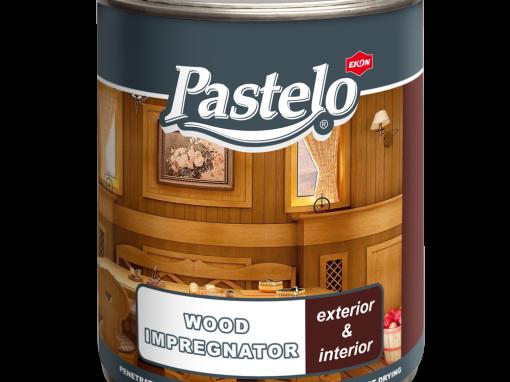 Pastelo Импрегнационен грунд за дърво