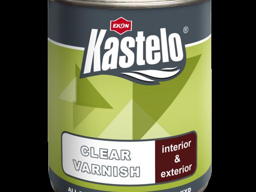 KASTELO Varnish