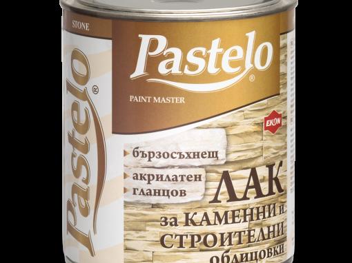 Pastelo Лак за каменни и строителни облицовки