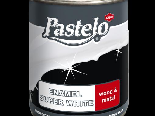 PASTELO Enamel super white