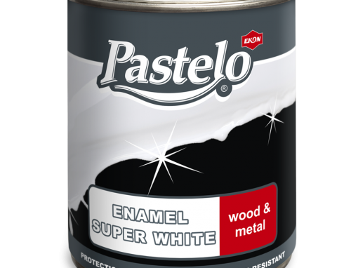 Pastelo Емайллак Супер бял