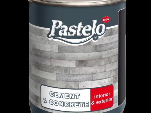 Pastelo Боя за циментови повърхности