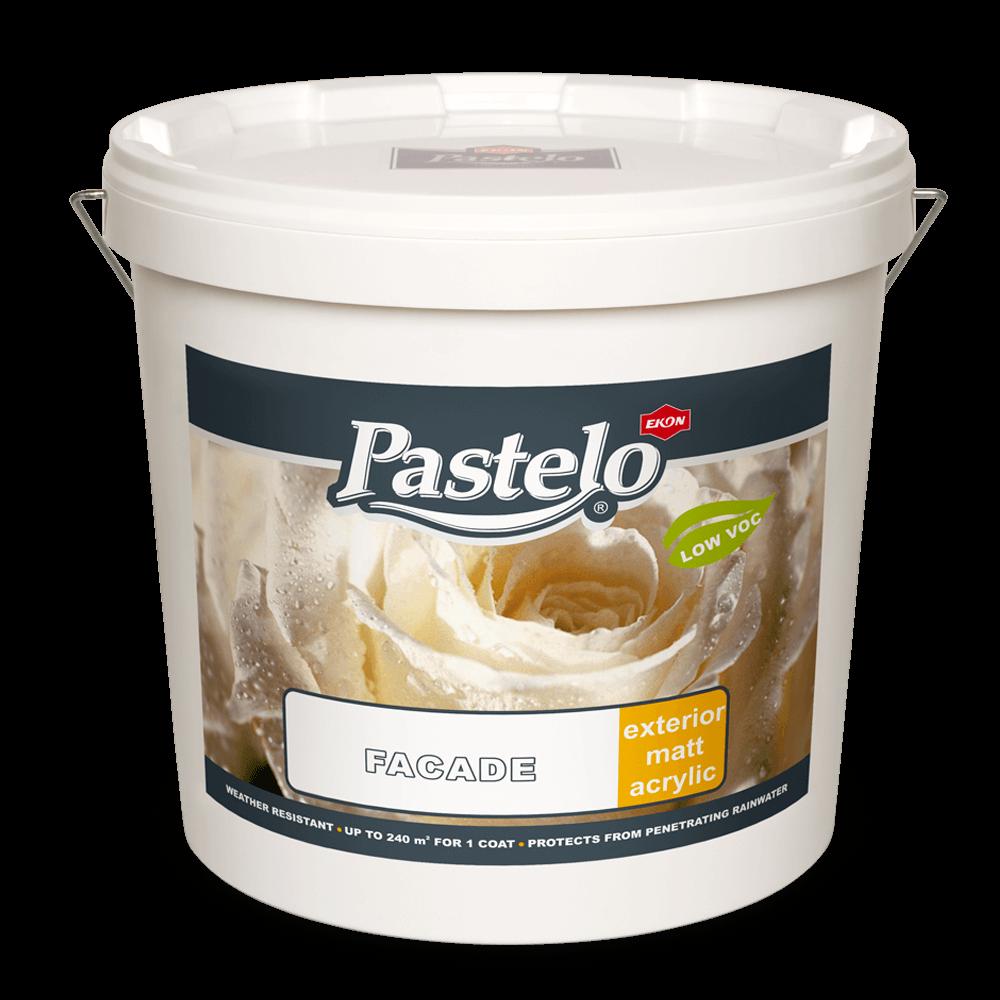 Pastelo_Fasade Paint