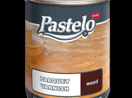 Pastelo 2 компонентен лак за паркет