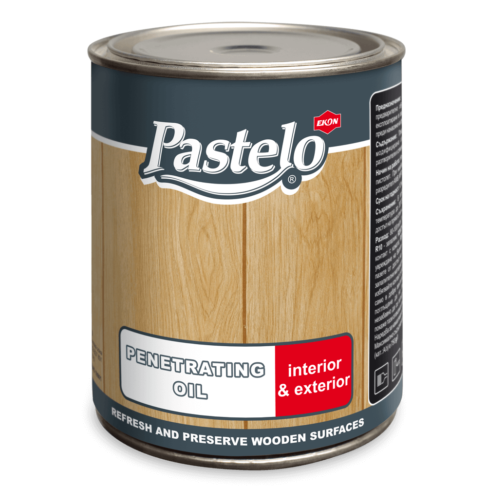Pastelo_Penetrating Oil