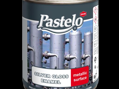 Pastelo Сребърен феролит